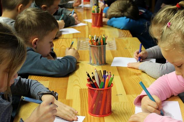 פינות יצירה בגן ילדים