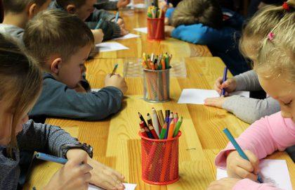 ההשפעה של פינות יצירה בגן על הילדים