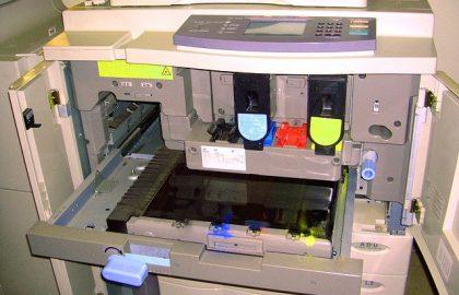 דיו למדפסת קנון