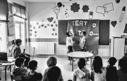 חוג תיאטרון לילדים – למה זה כדאי?