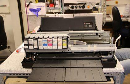 הדפסת חומרי לימוד